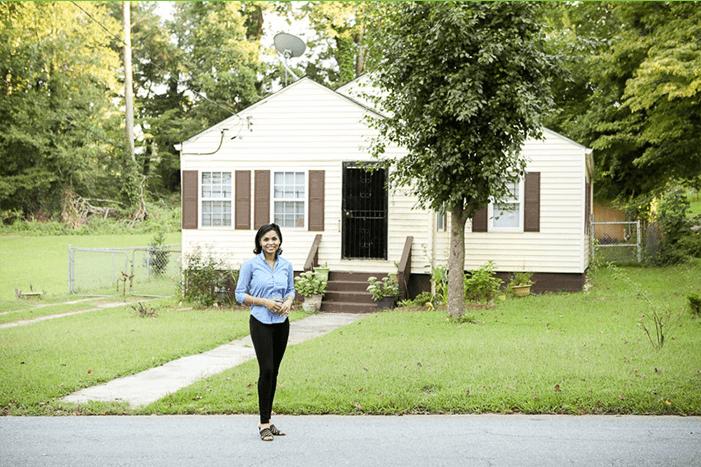 Camille Kesler, executive director of Rebuilding Together Atlanta